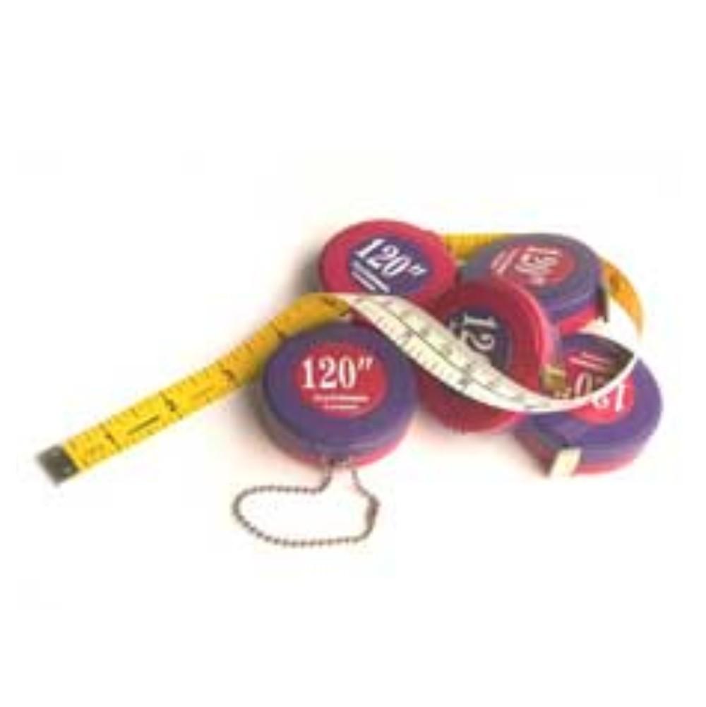 "Retractable 300cm (120"") Tape Measure"