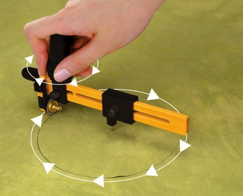 """Rotary Circle Cutter 18mm - 8 1/2"""""""