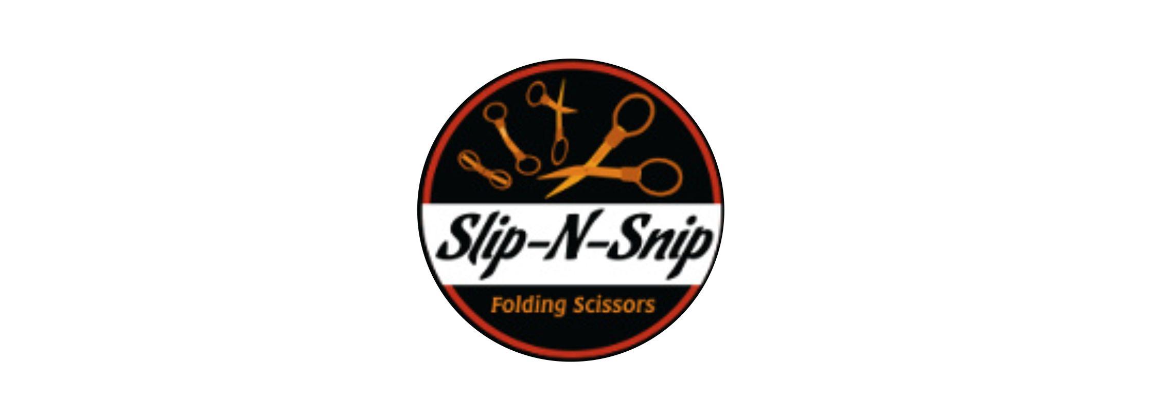 Slip-N-Snip Folding Scissor